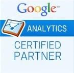 Agence certifiée Google Analytics Partner