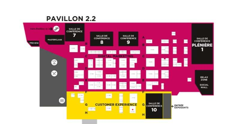 salon e commerce paris du 12 au 14 septembre