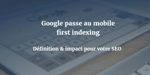 mobile first indexing google