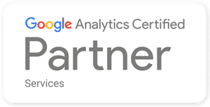 Agence Google Analytics Ceritified Partner
