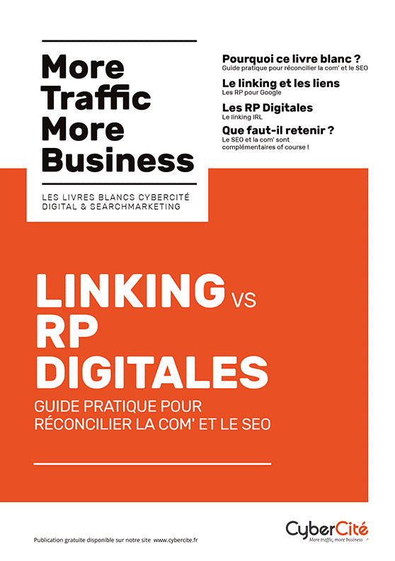 Livres Blancs Linking Et Marketing Digital By Cybercite