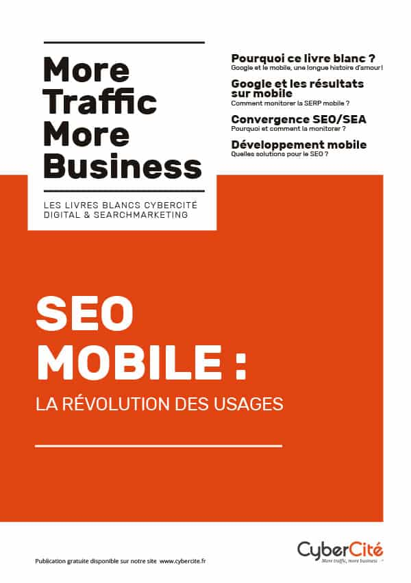 Livre blanc SEO Mobile CyberCité