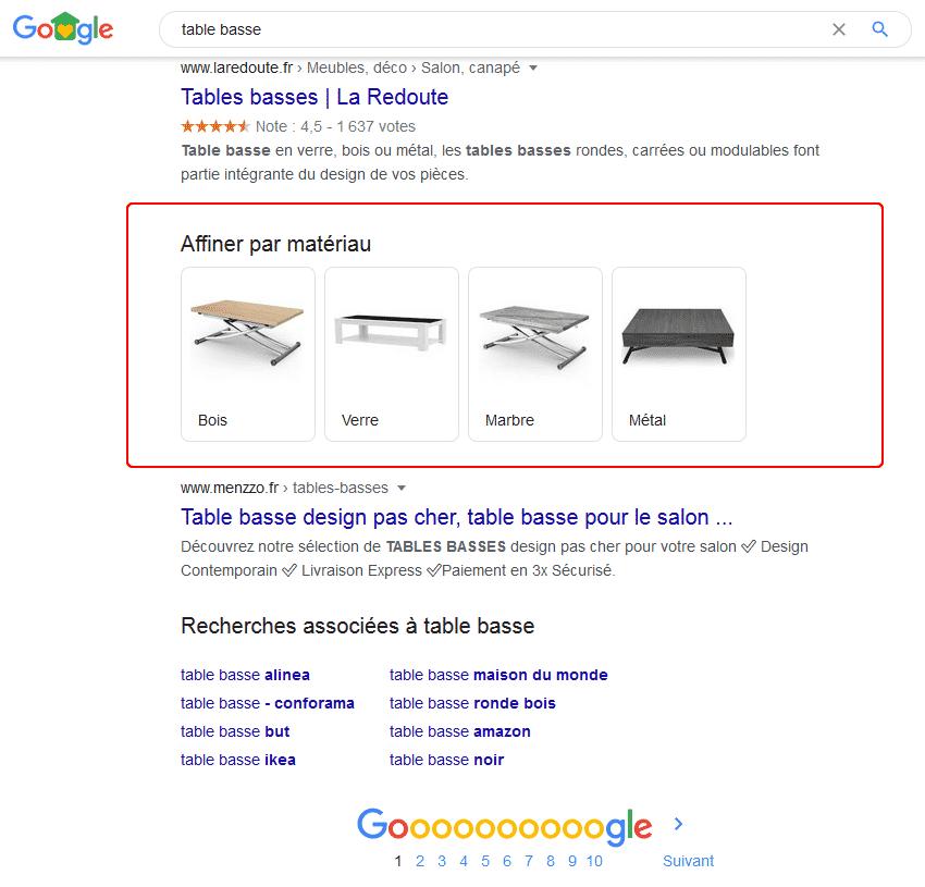 SEO images sur Google, Pinterest, Bing, Amazon