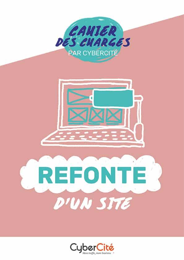 """Cahier des charges """"refonte de site et référencement"""""""